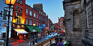 Amerikalı Şirketler İrlanda Ekonomisini Büyüttü