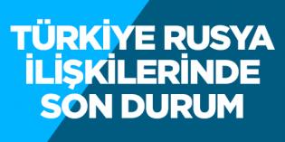 Rusya'daki Türk İnşaat Şirketlerinde Son Durum