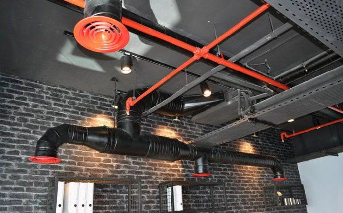 klima sistemleri ve havalandırma tesisat işleri